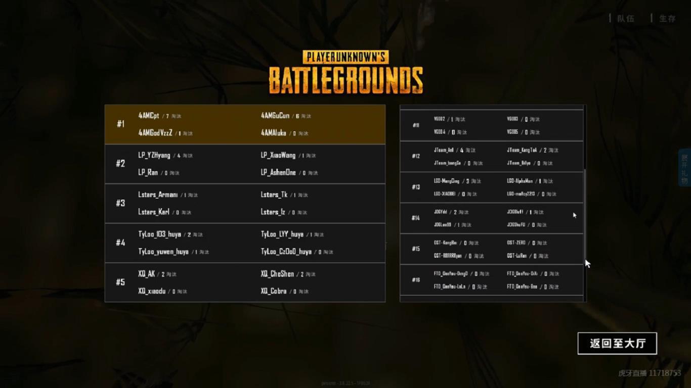 游戏 正文  另外8支队伍是通过海选赛选出的精英战队.