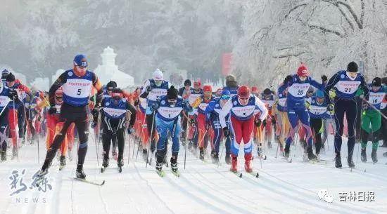 長春凈月潭瓦薩國際滑雪節