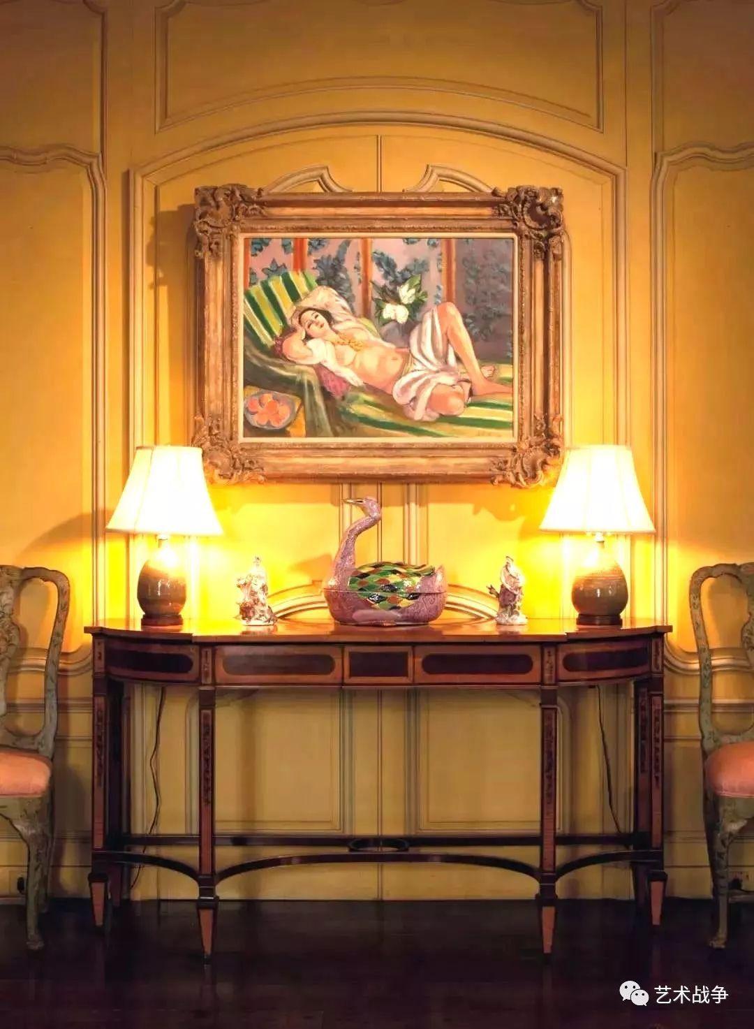 世界第一艺术收藏家族 只拿出1%的艺术品,就卖了100亿