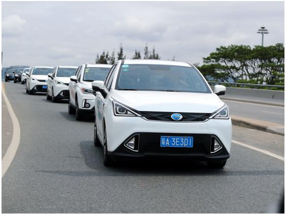 传祺GE3在新能源汽车的热潮中领军而出