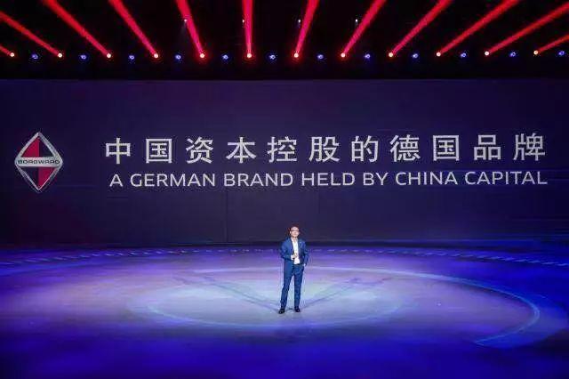 【资讯】宝沃:中国资本控股的德国品牌