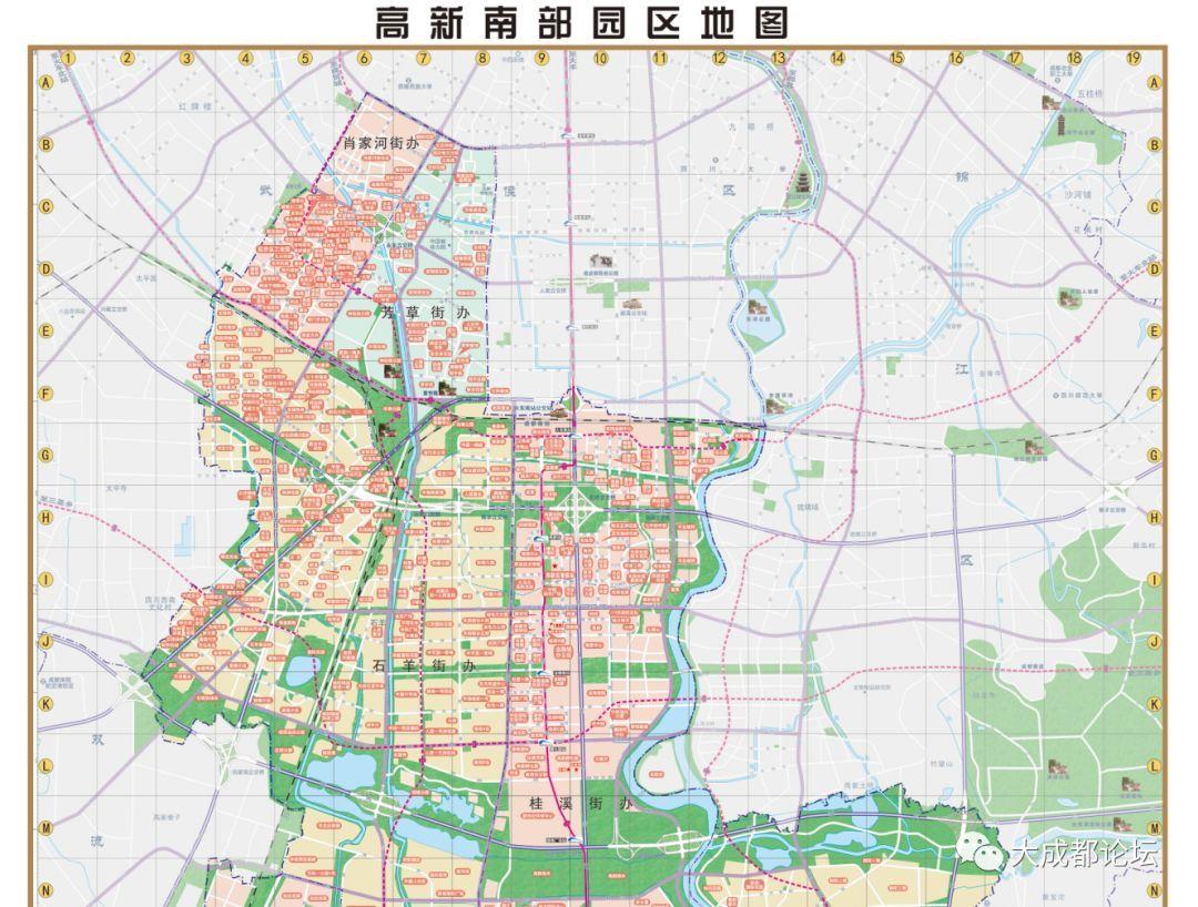 成都高新东区(原简阳12乡镇)重点项目清单在这里.图片