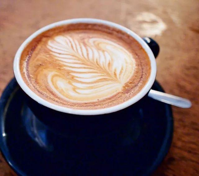 手绘咖啡cad厅顶棚图