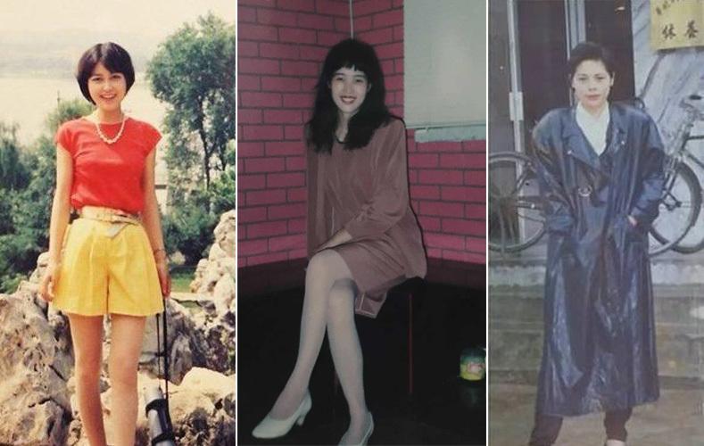 母親節獻禮 | 媽媽年輕時穿什么,八九十年代照曝光圖片