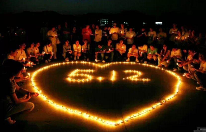 汶川地震十周年忆