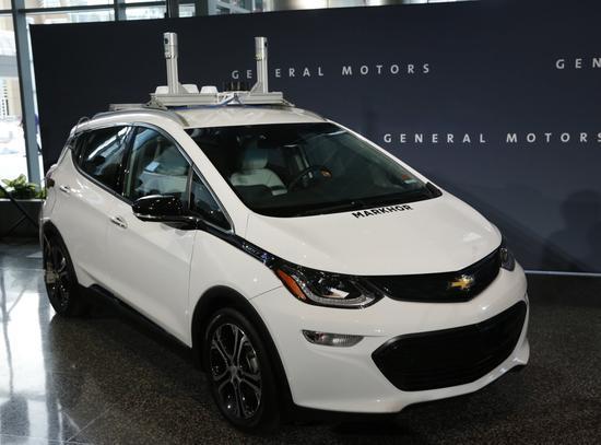 通用汽车未来或将推出无人驾驶汽车私人订制服务