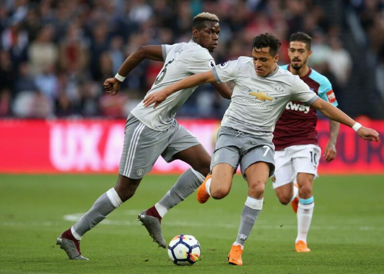 英超补赛-卢克肖中柱 曼联0-0西汉姆联2轮不胜
