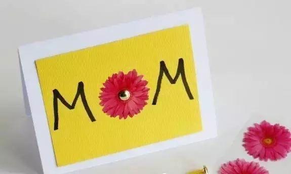 幼兒園母親節手工制作 馬上就可以用啦 | 巧手教育圖片