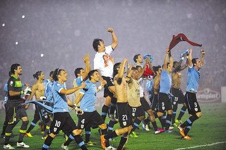 乌拉圭概述:两度世界杯冠军 潜在超级黑马候选
