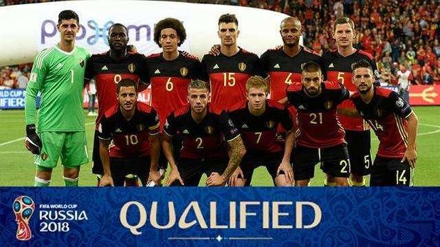 比利时概述:巨星云集豪华刺眼 再冲世界杯冠军