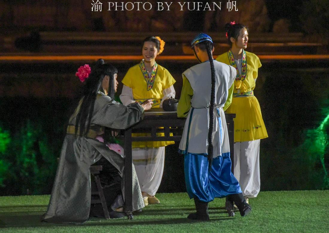 一部《春江花月夜》,演活千年扬州史