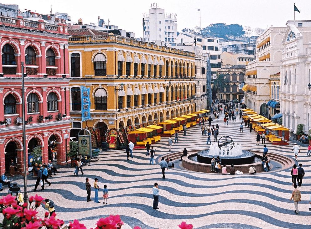 1990年城市gdp_生活在中国GDP最高的城市,有中国国籍,却坚信自己是葡萄牙人