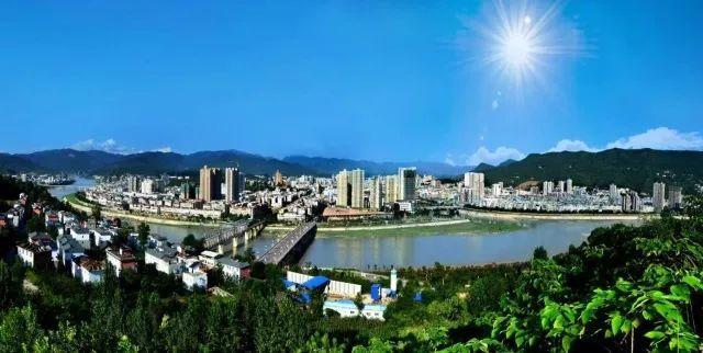 广元市经济总量_广元市地图