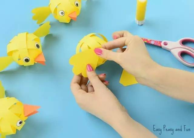 【纸条手工】最美的多变卡纸条手工制作大全,六一儿童