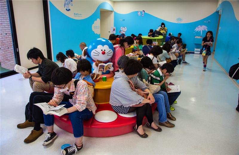走进日本的动漫世界,一起当个迷路的孩子吧