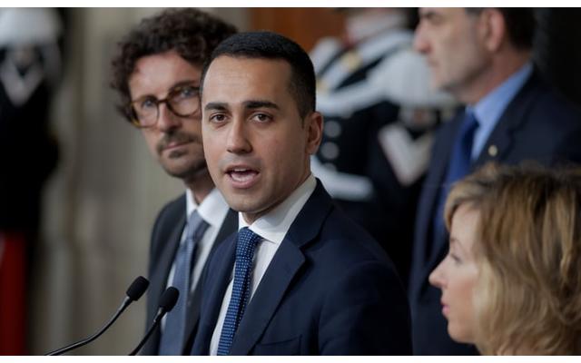 意大利本周日料敲定总理人选,欧元喜获援军或回测1.20