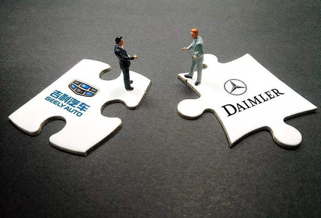 吉利因通报购买戴姆勒股份较晚,或遭罚款1000万欧