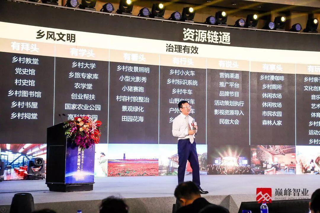 共享·共赢·共同体 | 第三届中国文旅产业巅峰大会共筑文旅产业新未来