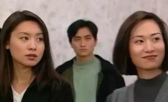 万万没想到!这些90年代的tvb脸熟演员都是内地的!图片