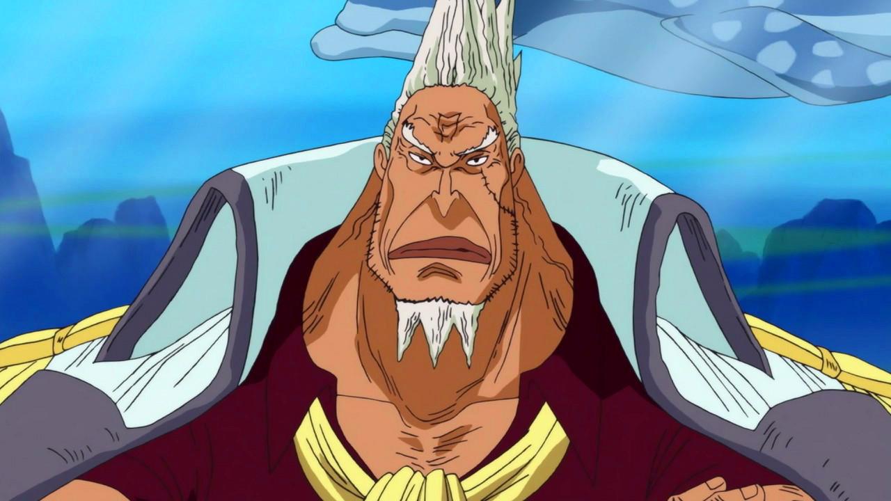 海贼王:骨灰级别的怪物,卡普只能垫底