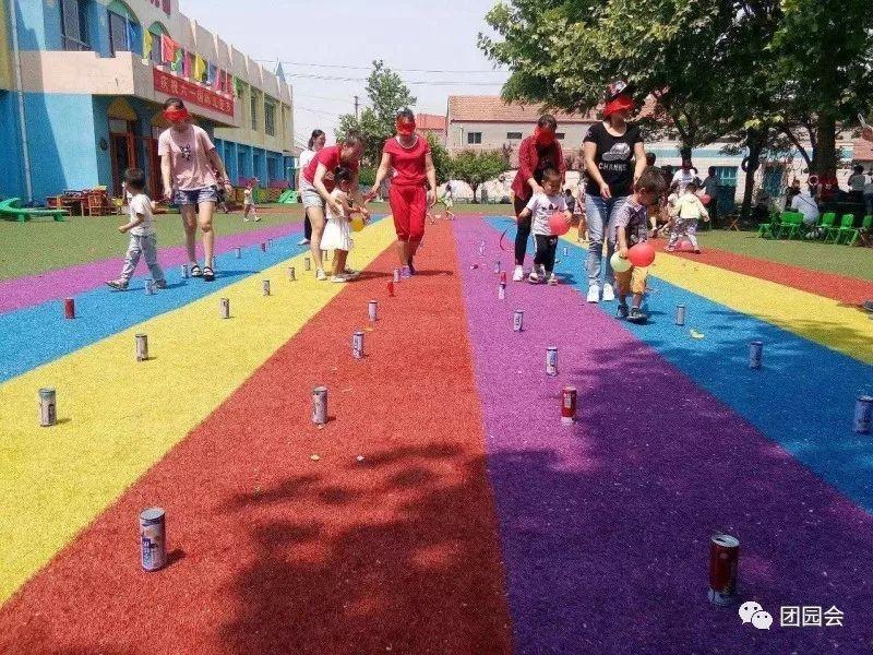 25个超好玩的儿童节亲子游戏,大中小班都齐了!