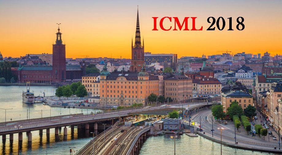 ICML2018论文公布!一文了解机器学习最新热议论文和研究热点