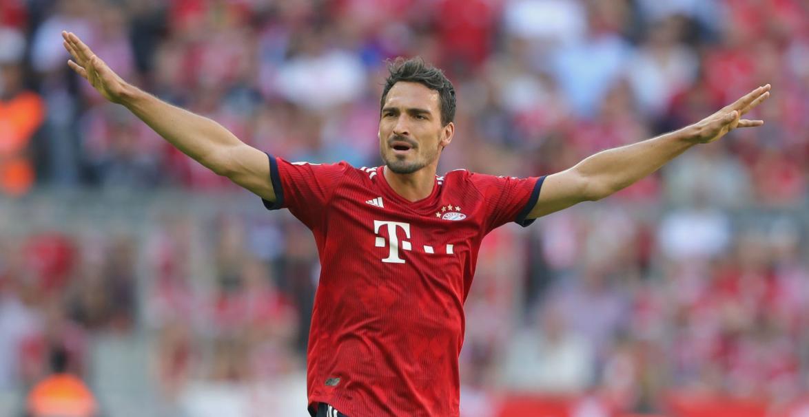 胡梅尔斯:我的脚伤不严重,德国杯决赛应该能