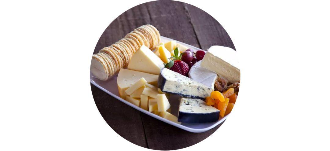 <strong>cheese</strong> platter 芝士拼盘