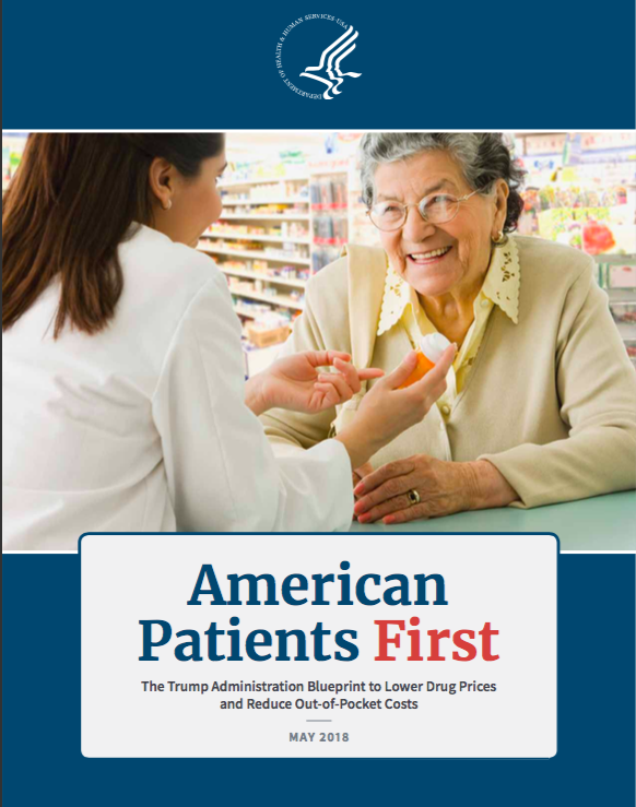 向高药价发起挑战,特朗普的《美国病人优先》计划能否奏效?