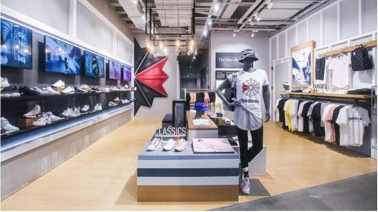 Reebok 锐步亚太首家旗舰店表态上海 热身开幕