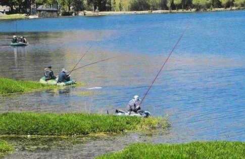 海竿的使用方法:夏天使用海竿的几个狠招,不服不行