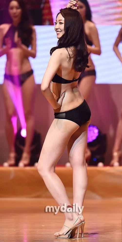 2018韩国小姐选美决赛变 整容医院大赛 网友笑评委 全部一个样点分图片