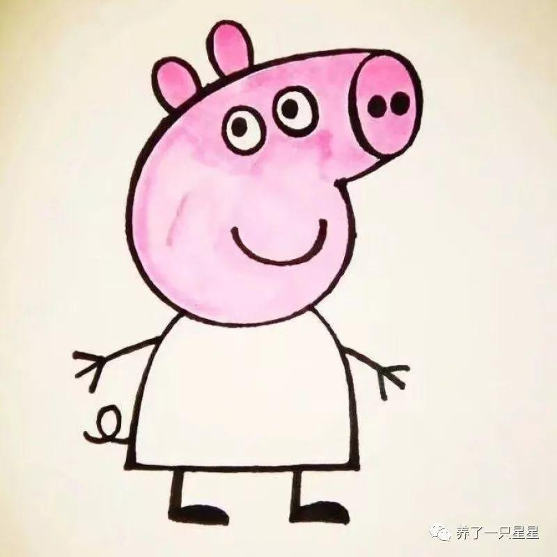 最近爆火的小猪佩奇纹身,竟然有这样的隐患……有孩子