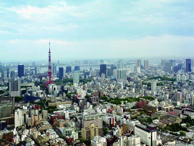 Trip丨如何从日出到日落,看遍最美的东京