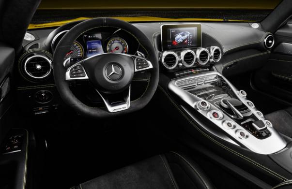 敞篷跑车:新鲜出炉的AMG GT S敞篷跑车,提速堪比coupe