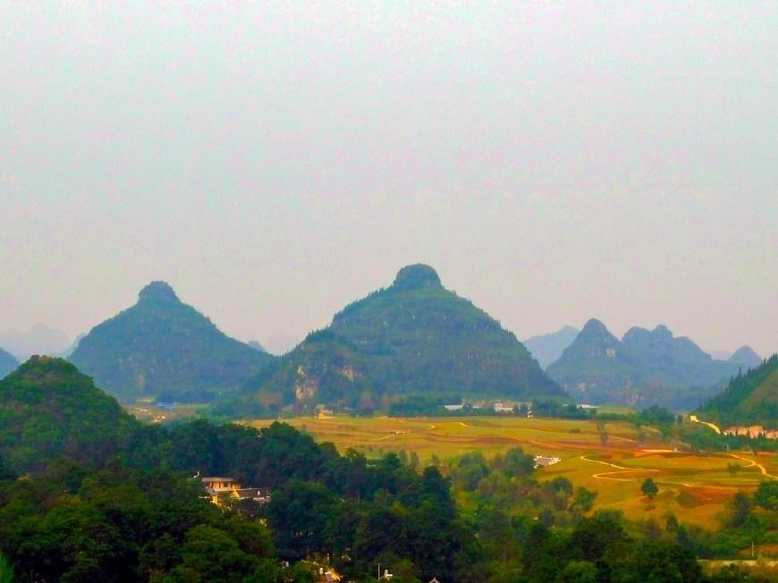 贵州最奇特的喀斯特地貌,被誉为天下第一奇峰