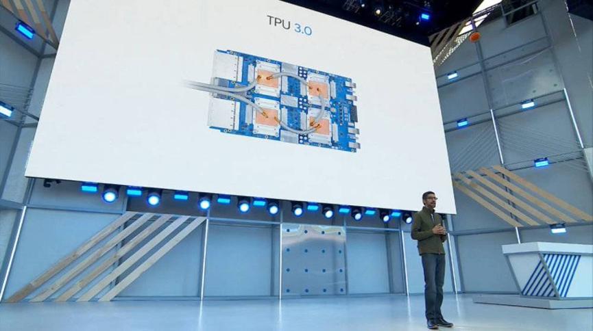 谷歌I/O与中国造芯热:AI芯片的一体两面