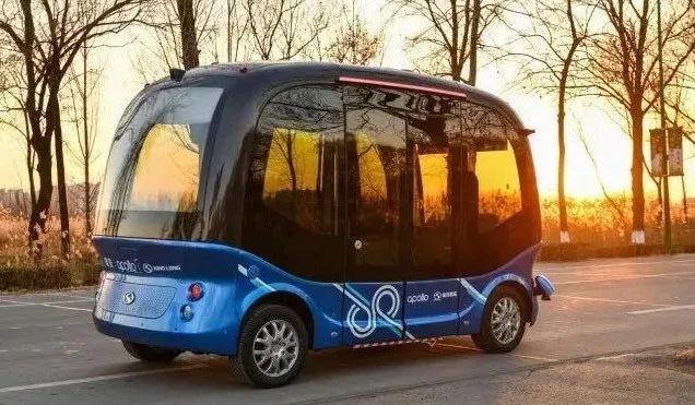 厦门无人驾驶:厦门无人驾驶巴士在软件园上路!真的没有司机!