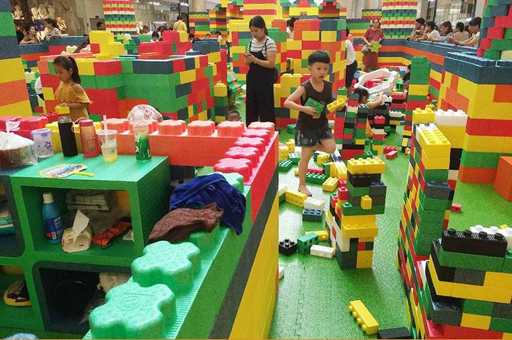 EPP积木儿童乐园你了解吗 它连接着多少孩子的成长