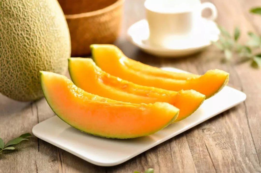 �7�8_火焰蜜瓜,含15%~18%的糖分,中心糖度一般17度左右,最高糖度能达到20度
