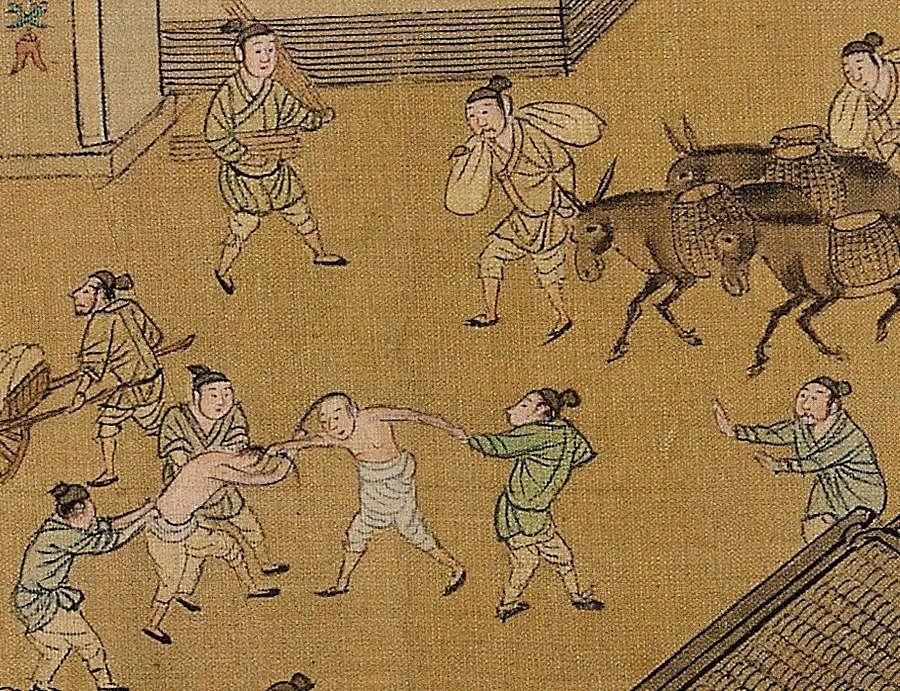 最古老的绘画方式_追寻最古老的绘画形式