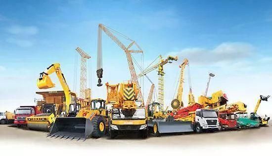 行业|中国工程机械设备受到全球市场青睐
