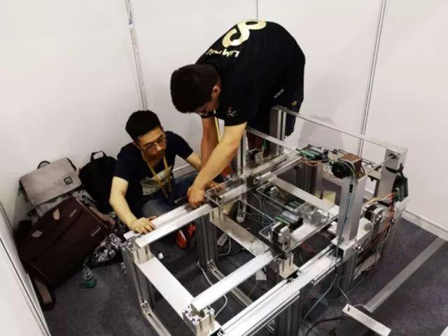 工学要闻   工学院七组学生作品在北京市机械创新设计图片