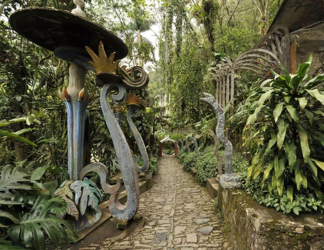 人间不值得?墨西哥有天堂!就在这个摇摇欲坠的空中花园里