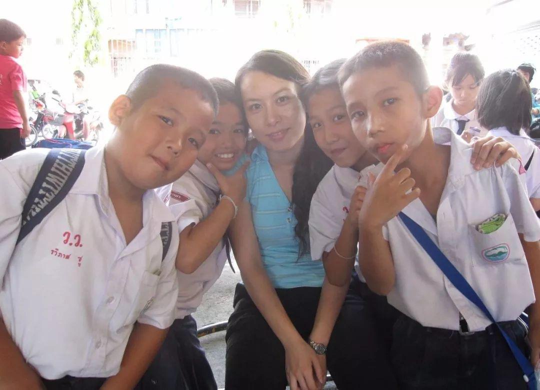 本报记者忆当年:我在泰国教汉语,都有哪些趣事?