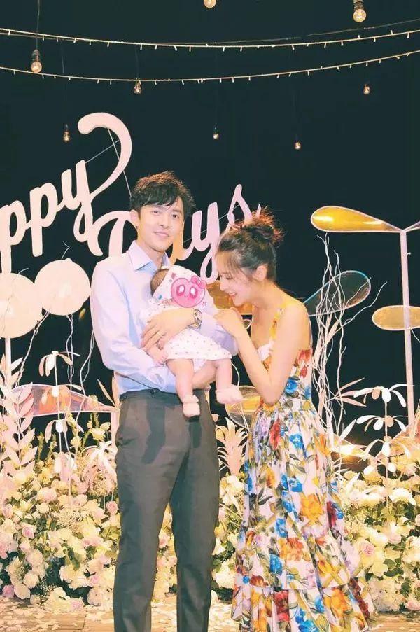 恭喜  付辛博颖儿今日大婚!伴娘团颜值这么高?