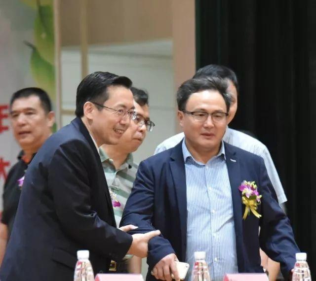 勒流街道党工委委员环境运输局教育局局长林伟雄先生, 勒流街道宣传图片