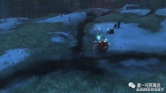 《魔兽世界》8.0版本将加入空投补给 野外pvp厮杀更激烈