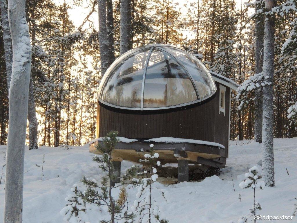 超梦幻!10个泡泡酒店,让你睡在水晶球里,做个戳不破的梦!