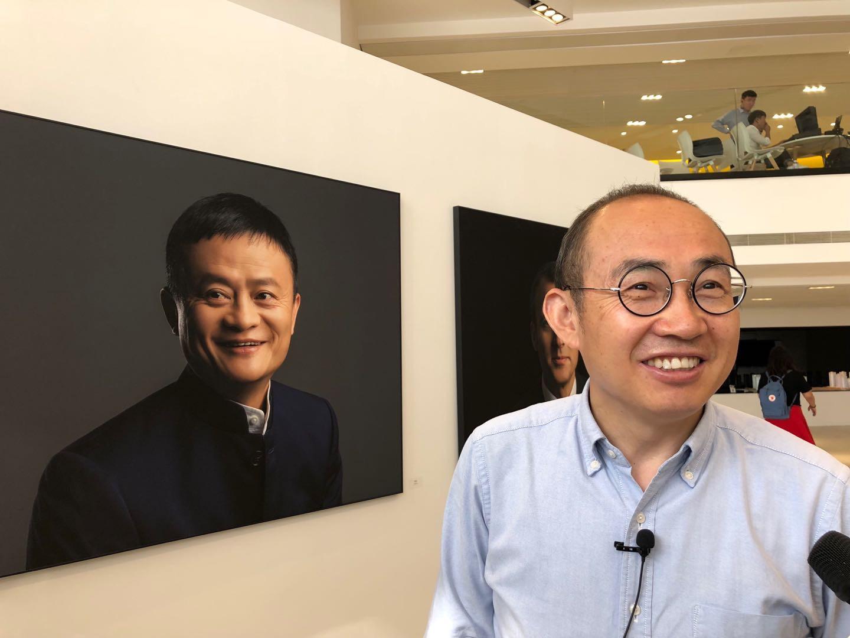 名城汉中财经导读:马云的摄影师潘石屹!